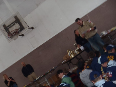 2011 March Pinewood Derby
