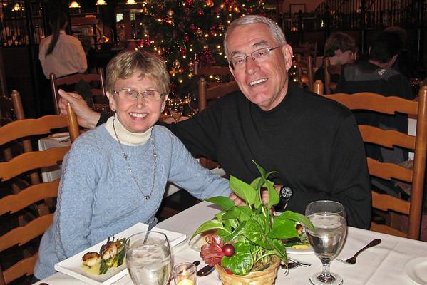 50th Wedding Anniversary - Parker & Wynda