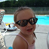 Yes, I am so cute in Daddy's sunglasses!