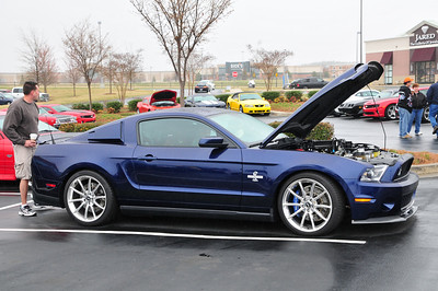 Cars & Coffee - March, 2011