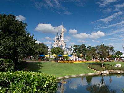 Disney World - October 2011
