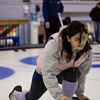 Curling with the Waltons