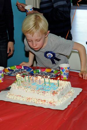 January 2011 - Tace's Birthday Party