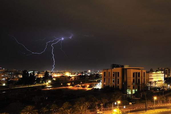 Lightning 29/4/2011