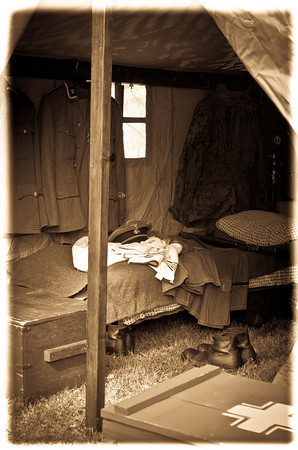 Axis (German) Encampment