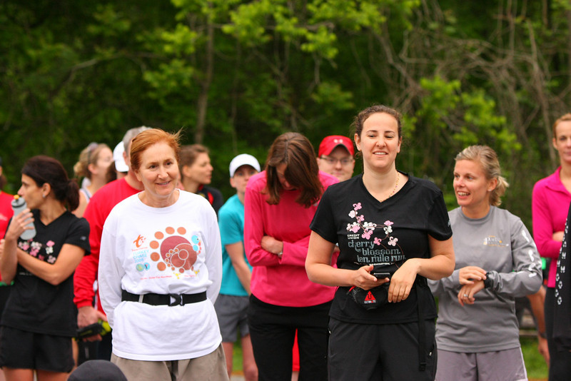 MCRRC First Time Marathon - May 6th 2011 Training Run - Photo by Ken Trombatore