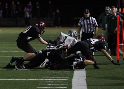 2011 SHS vs. Eastlake 10-21-2011
