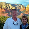 Cliff and Anna in Sedona AZ Sept. 2011