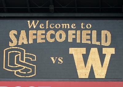 UW vs. OSU @ Safeco Field 05-13-11