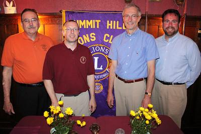Coaldale, Tamaqua, Summit Hill Lions Club Dinner, Parkview Inn, Summit Hill (4-26-2011)