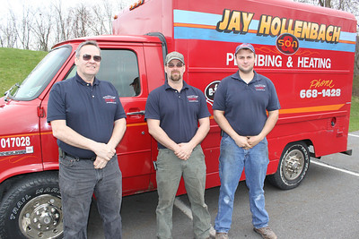 Jay Hollenback Jr Plumbing & Heating, Tamaqua (4-22-2011)
