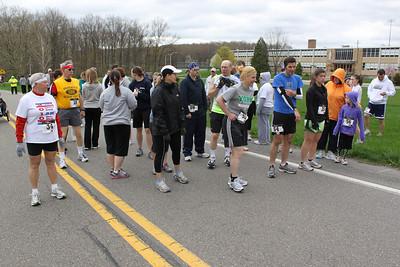 St Jerome Walk Run, Marian High School, Hometown (4-30-2011)