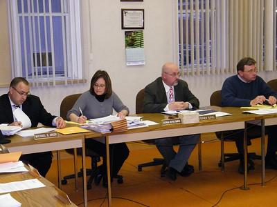 Tamaqua Borough Council Meeting, Borough Hall, Tamaqua (4-19-2011)
