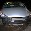 Abandoned, Destroyed Vehicle Leads to Arrests, Tuscarora Park Road, Barnesville (2-27-2011) :