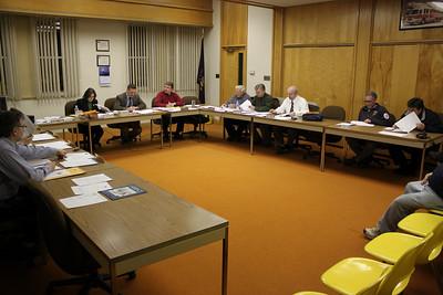 Borough Council Meeting, Borough Hall, Tamaqua (2-15-2011)