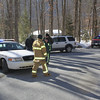 Car Hits Tree, Lake Drive, Lake Hauto, Hometown (2-23-2011) :