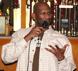 Comedy Night, featuring Keith Purnell, Marc Juretus, American Hose Fire Co, Tamaqua (2-12-2011)
