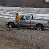 Ice on Road Causes Multiple Accidents, SR-443, Near Mantzville (2-26-2011) :