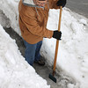 Man Chopping Ice, Mauch Chunk St, Tamaqua (2-5-2011) :