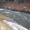 Rising Water Level, Little Schuylkill River, South Tamaqua (2-28-2011) :