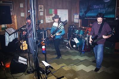 Rock N Horse performs, Italian Club, Tamaqua (2-12-2011)