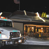 Smoke at McDonalds, Hometown (2-2-2011) :