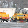Tamaqua Borough Trucks, Tamaqua Garage, Tamaqua (2-7-2011) :