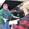 Tamaqua HS Leadership Council Donates to Pottsville SPCA, Tamaqua Area High School, Tamaqua (2-28-2011) :
