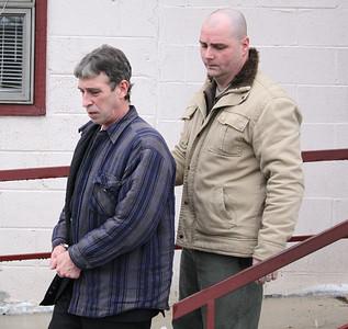 Arraignment of Kevin Gray, Tamaqua District Magistrate, Tamaqua (1-18-2011)