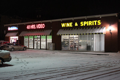 Car Stolen, Stabbing, Gun Shot, Wine and Spirits, North Railroad St, Tamaqua (1-26-2011)