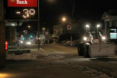 Minus 3 degrees, East Broad St, Tamaqua (1-24-2011)