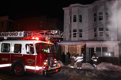 Smoke and CO in Homes, East Ridge St, Lansford (1-28-2011)