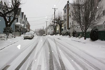 Snow Photos, Tamaqua (1-29-2011)