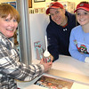 First Celebrity Scoop, Benefited Allegro Bell Choir, Rita's Italian Ice, Hometown (3-28-2011) :