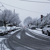Snow Photos, Tamaqua (3-23-2011) :