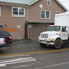 Vehicle Fender Bender, East Broad and Greenwood St, Tamaqua (3-31-2011) :