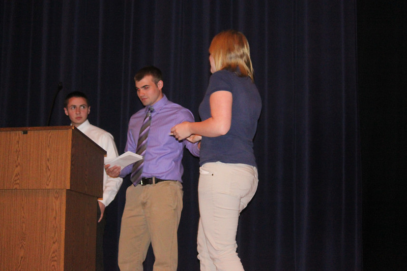 Skits for assembly