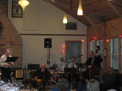 Gabriel Chamber Ensemble, Bear Crossing Music Studio, New Ringgold (10-23-2011)