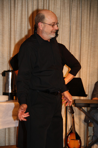Murder Mystery Dinner, St. Peter's Union Church, Mantzville (10-30-2011)