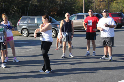 Walk Run, SHA, Run for the River, Mary D (10-9-2011)