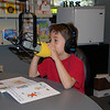 Tour Stop 9 - Radio Reading Service. Hear yourself on radio!