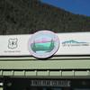 Pikes Peak entrance.  El 7,000 - 7,000 to go to top.
