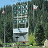 Entrance to Squaw Valley home of the 1960 Winter Olympics and the August 2011 60th Annual RROC National Meet