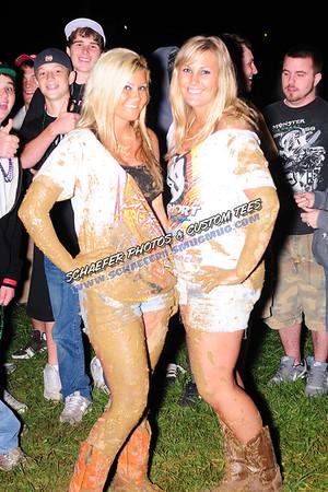 Ladies Mud Wrestling Fun Fest