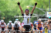 John Degenkolb wins stage two into Lyon after the work of Cofidis and Europcar came to nothing. Vinokouorv remains as race-leader...