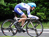 "Jerome Coppel raised French hopes by placing 13th at 2' 08""..."