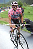 Contador is on his way to another time gain in the Giro - but he won't catch Nieve..!