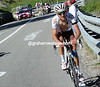 John Gadret has taken off from the Contador group - not that they seem to care..!