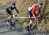 Levi Leipheimer and Bradely Wiggins are in the chase as well - but it's Friday's time trial they are thinking about...