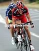 Greg Van Avermaet relays Mercado in the last 5-kilometres....